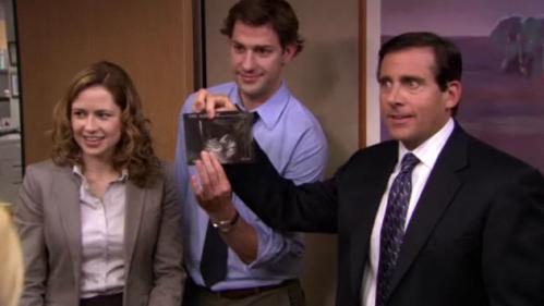 Pam's vagina!