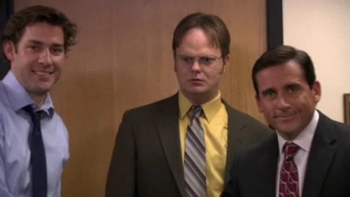 Dwight left out in the cold, once again.