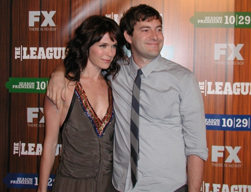 Katie Aselton & Mark Duplass